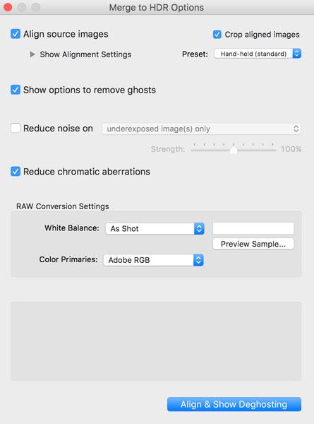 fotographee Photomatix HDR tutorial