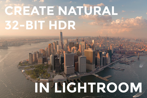 Natural HDR In 32-bit Without HDR Software