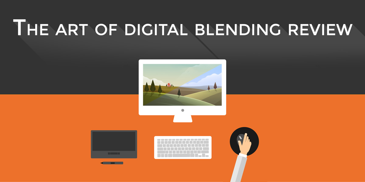 the art of digital blending review