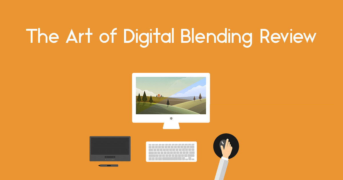 Review: The Art of Digital Blending by Jimmy McIntyre