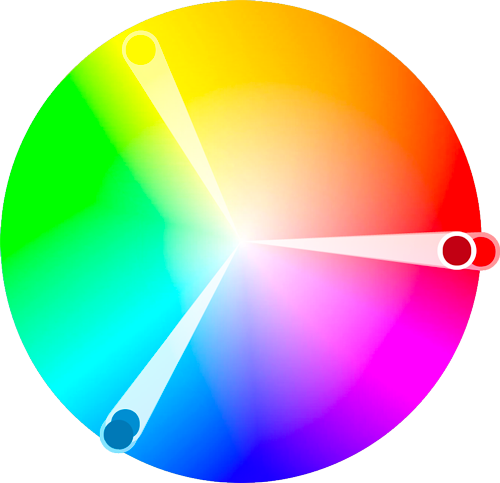 triad color theory