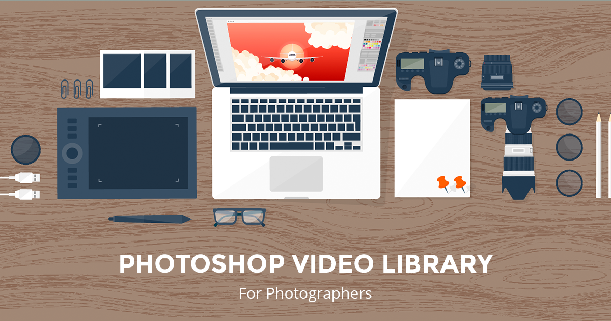 Photoshop Video Library For Photographers